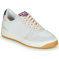 Cipők Női Rövid szárú edzőcipők Meline GEYSON Fehér