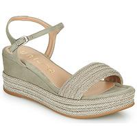 Cipők Női Szandálok / Saruk Unisa KATIA Bőrszínű