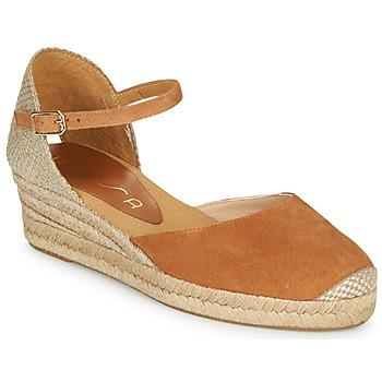 Cipők Női Szandálok / Saruk Unisa CISCA Teve