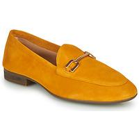 Cipők Női Mokkaszínek Unisa DALCY Mustár sárga