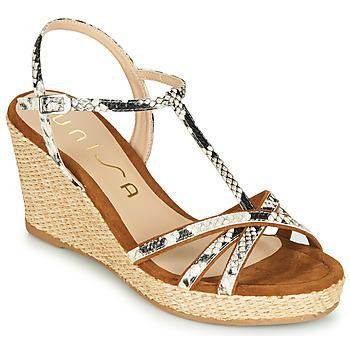 Cipők Női Szandálok / Saruk Unisa LLINAR Piton