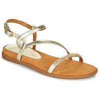 Cipők Női Szandálok / Saruk Unisa CLARIS Arany