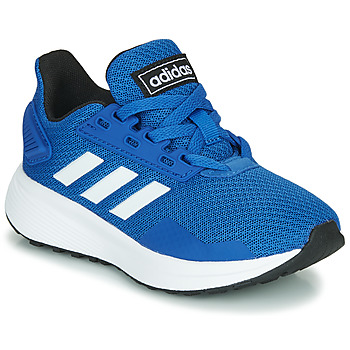Cipők Gyerek Rövid szárú edzőcipők adidas Originals DURAMO 9 K Kék