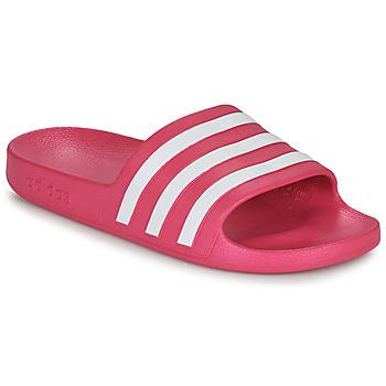 Cipők strandpapucsok adidas Originals ADILETTE AQUA Rózsaszín