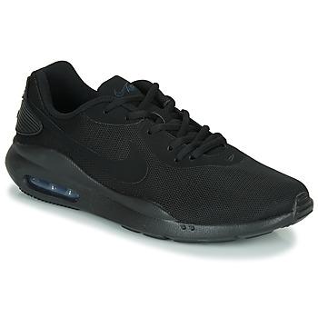 Cipők Férfi Rövid szárú edzőcipők Nike AIR MAX OKETO Fekete