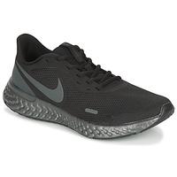 Cipők Férfi Futócipők Nike REVOLUTION 5 Fekete