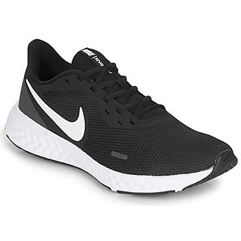 Cipők Férfi Multisport Nike REVOLUTION 5 Fekete  / Fehér