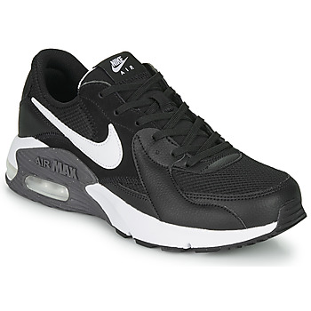 Cipők Férfi Rövid szárú edzőcipők Nike AIR MAX EXCEE Fekete  / Fehér