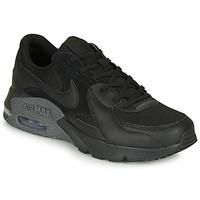 Cipők Férfi Rövid szárú edzőcipők Nike AIR MAX EXCEE Fekete