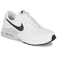 Cipők Férfi Rövid szárú edzőcipők Nike AIR MAX EXCEE Fehér / Fekete