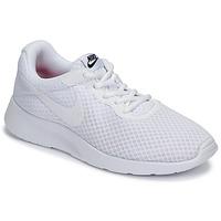 Cipők Női Rövid szárú edzőcipők Nike TANJUN Fehér