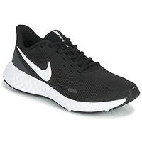 Cipők Női Futócipők Nike REVOLUTION 5 Fekete  / Fehér