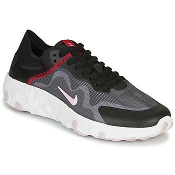 Cipők Női Rövid szárú edzőcipők Nike RENEW LUCENT Fekete  / Fehér