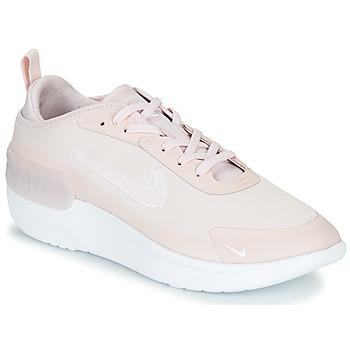 Cipők Női Rövid szárú edzőcipők Nike AMIXA Rózsaszín / Fehér