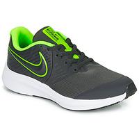 Cipők Fiú Multisport Nike STAR RUNNER 2 GS Fekete  / Zöld