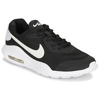 Cipők Gyerek Rövid szárú edzőcipők Nike AIR MAX OKETO GS Fekete  / Fehér