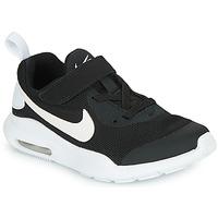 Cipők Gyerek Rövid szárú edzőcipők Nike AIR MAX OKETO PS Fekete  / Fehér