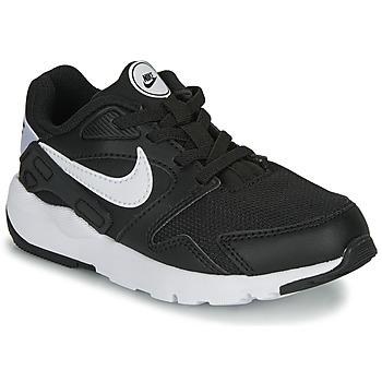 Cipők Gyerek Rövid szárú edzőcipők Nike LD VICTORY PS Fekete  / Fehér