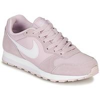 Cipők Lány Rövid szárú edzőcipők Nike MD RUNNER 2 PE GS Rózsaszín