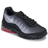 Cipők Gyerek Rövid szárú edzőcipők Nike AIR MAX INVIGOR GS Fekete  / Piros