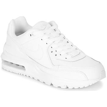 Cipők Gyerek Rövid szárú edzőcipők Nike AIR MAX WRIGHT GS Fehér