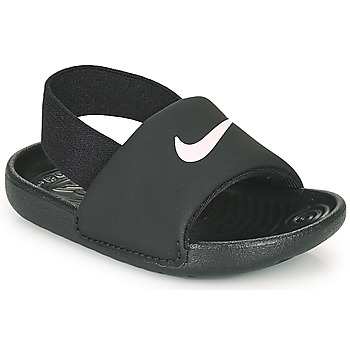 Cipők Gyerek strandpapucsok Nike KAWA TD Fekete