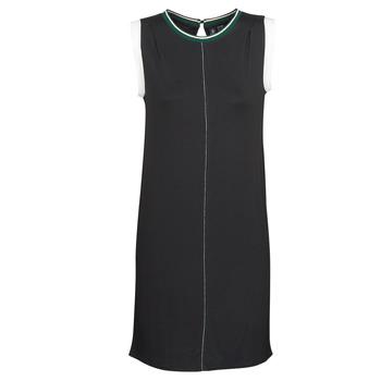 Ruhák Női Rövid ruhák Volcom IVOL 2 DRESS Fekete