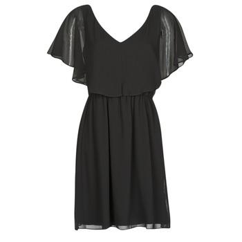 Ruhák Női Rövid ruhák Naf Naf LAZALE Fekete