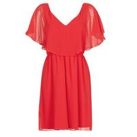 Ruhák Női Rövid ruhák Naf Naf LAZALE Piros
