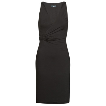 Ruhák Női Rövid ruhák Marciano MARCEL DRESS Fekete