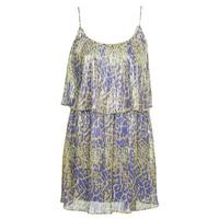 Ruhák Női Rövid ruhák Marciano LIQUID LEOPARD DRESS Sokszínű