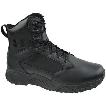 Cipők Férfi Túracipők Under Armour Stellar Tactical Fekete