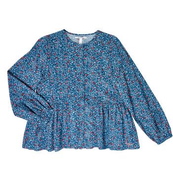 Ruhák Lány Blúzok Pepe jeans ISA Kék