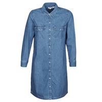Ruhák Női Rövid ruhák Levi's SELMA DRESS Going / Steady / (2)