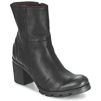 Cipők Női Bokacsizmák BKR LOLA Fekete