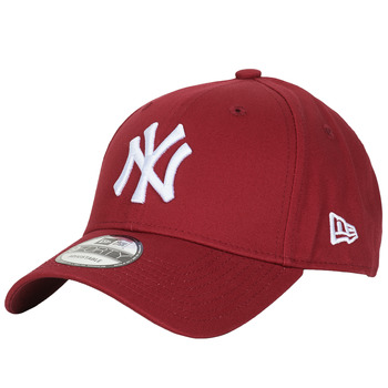 Textil kiegészítők Baseball sapkák New-Era LEAGUE ESSENTIAL 9FORTY NEW YORK YANKEES Piros