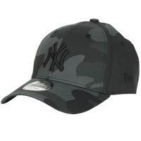 Textil kiegészítők Baseball sapkák New-Era LEAGUE ESSENTIAL 9FORTY NEW YORK YANKEES Álcáz / Szürke