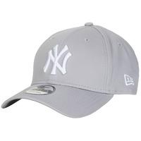 Textil kiegészítők Baseball sapkák New-Era LEAGUE BASIC 9FORTY NEW YORK YANKEES Szürke / Fehér