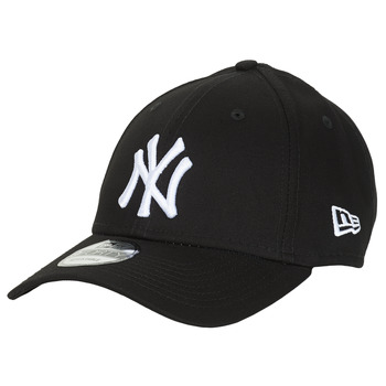 Textil kiegészítők Baseball sapkák New-Era LEAGUE BASIC 9FORTY NEW YORK YANKEES Fekete  / Fehér