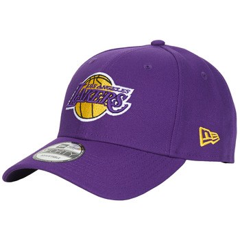 Textil kiegészítők Baseball sapkák New-Era NBA THE LEAGUE LOS ANGELES LAKERS Lila