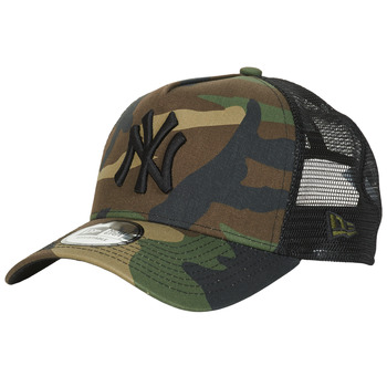 Textil kiegészítők Baseball sapkák New-Era CLEAN TRUCKER NEW YORK YANKEES Álcáz / Keki