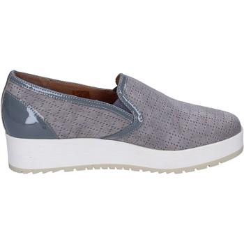 Cipők Női Belebújós cipők Carmens Padova BP220 Szürke
