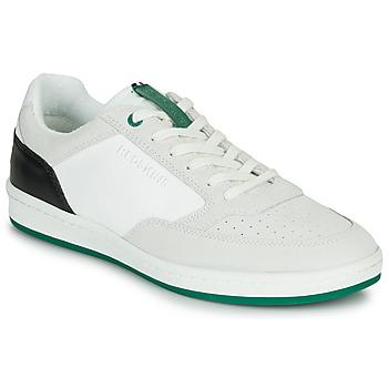 Cipők Férfi Rövid szárú edzőcipők Redskins YARON Fehér / Fekete  / Zöld