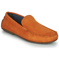 Cipők Férfi Mokkaszínek André BIOUTY Narancssárga