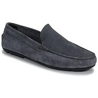 Cipők Férfi Mokkaszínek André BIOUTY Kék