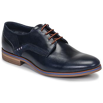 Cipők Férfi Oxford cipők André JACOB Kék