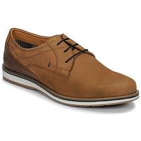 Cipők Férfi Oxford cipők André LINOS Konyak