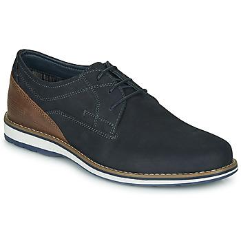 Cipők Férfi Oxford cipők André LINOS Tengerész