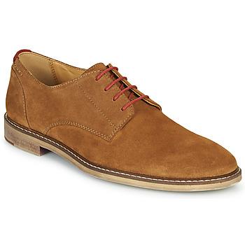 Cipők Férfi Oxford cipők André SETIMA Konyak