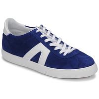 Cipők Férfi Rövid szárú edzőcipők André GILOT 2 Kék